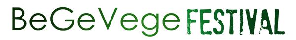 BeGeVege festival logo