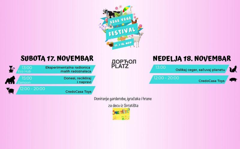 program za decu 4.begevege-festival