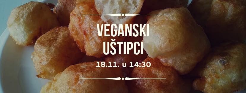 veganski ustipci
