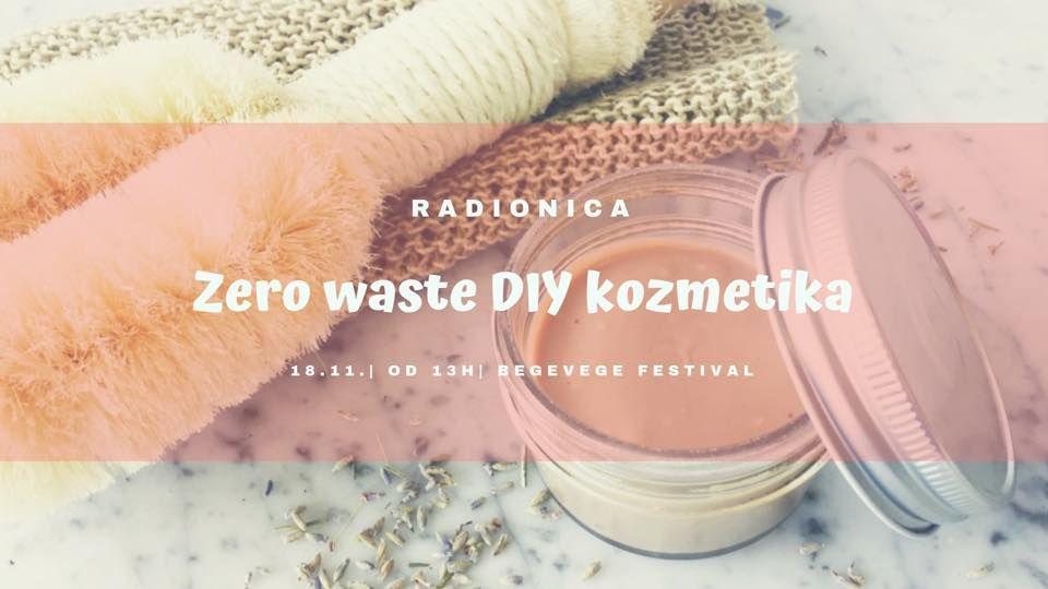 radionica zero waste kozmetika